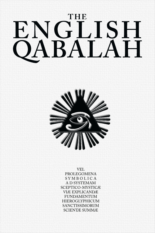 The English Qabalah, 2nd Ed.