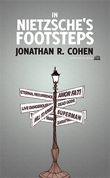 In Nietzche's Footsteps Front cover