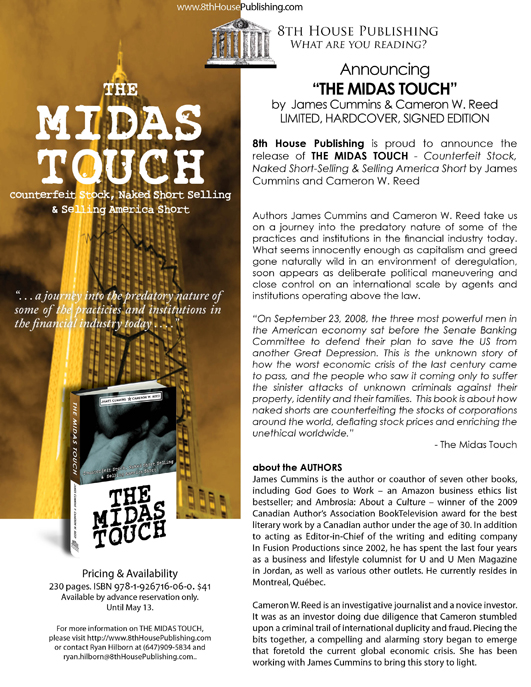 THE MIDAS TOUCH Limited Edition