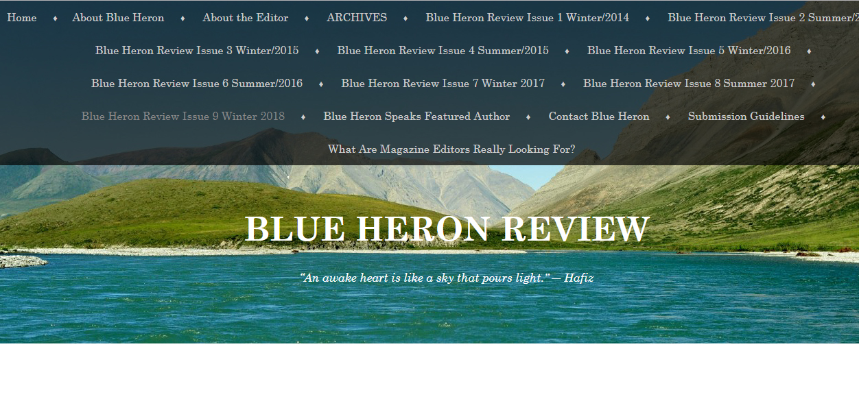 BlueHeronReview